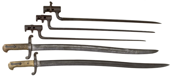 a look at the various weapons used during the american civil war