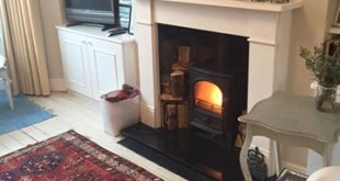 wood stoves installation london
