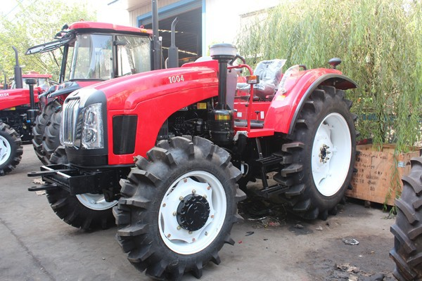 See The Hydraulics Cost Condition and Wisely Choose Your Tractor