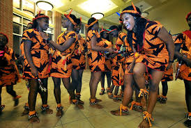 THE INCREASING POPULARITY OF THE NAIJA (NIGERIAN) MUSIC INCLUDES TRADITIONAL CULTURE
