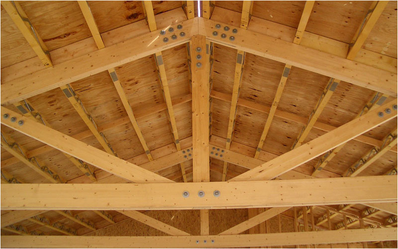 Roof truss design ng online for Manufactured roof trusses