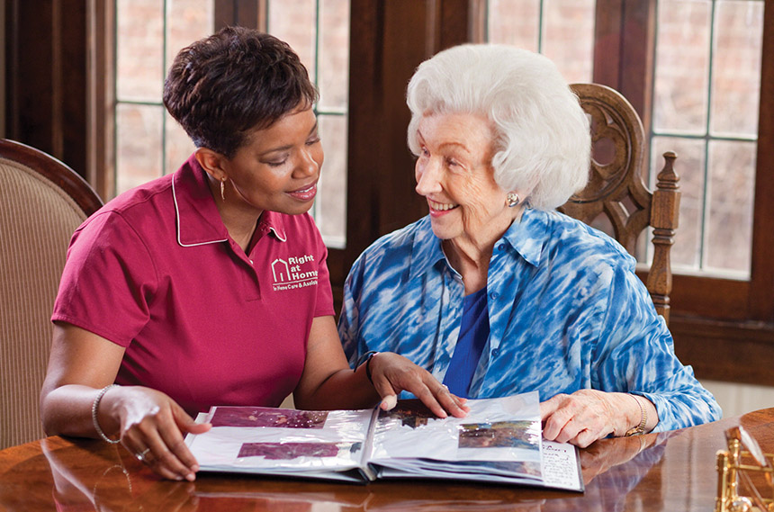 For Today's Seniors, In-Home Care Is The Answer