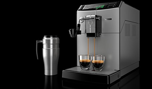 Philips Saeco HD8772/47 Minuto Class Automatic Espresso Machine Review