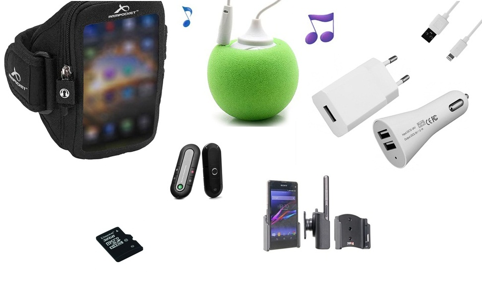 Choose Right Mobile Accessories by Functional Categories