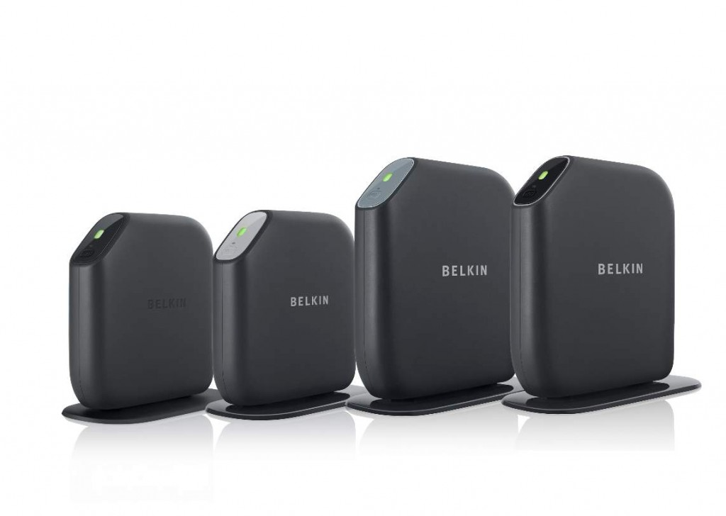Setup Your Belkin Router