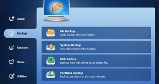 AOMEI Backupper Standard – The Simplest Free PC Backup Software