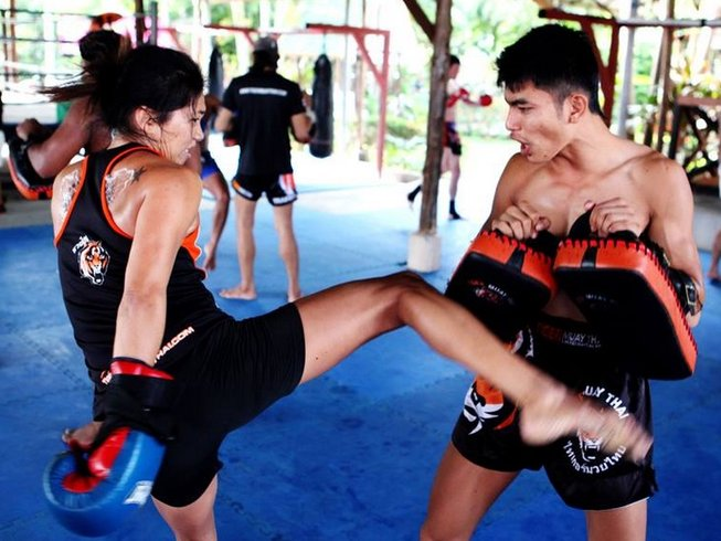 Boost Your Health by Taking Muay Thai Classes In Thailand