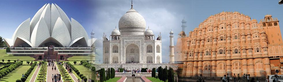 Best Tourist Circuits In India For Architecture Lovers