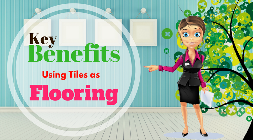 The Benefits Of Using Ceramic Tiles As A Flooring Option