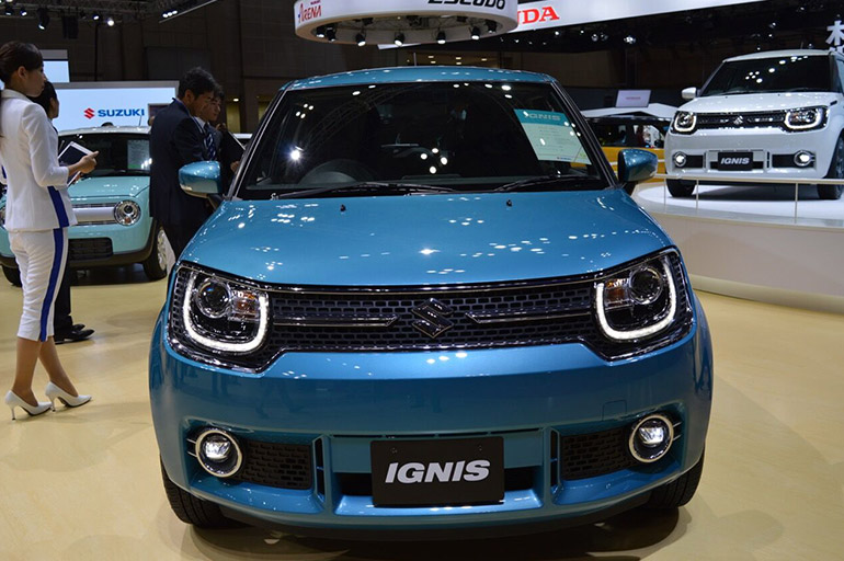The Ultimate Disruptor- Maruti Suzuki Ignis