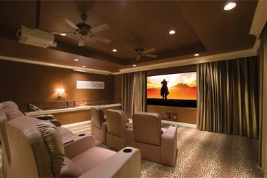 Home Theater Projectors For Smart Home