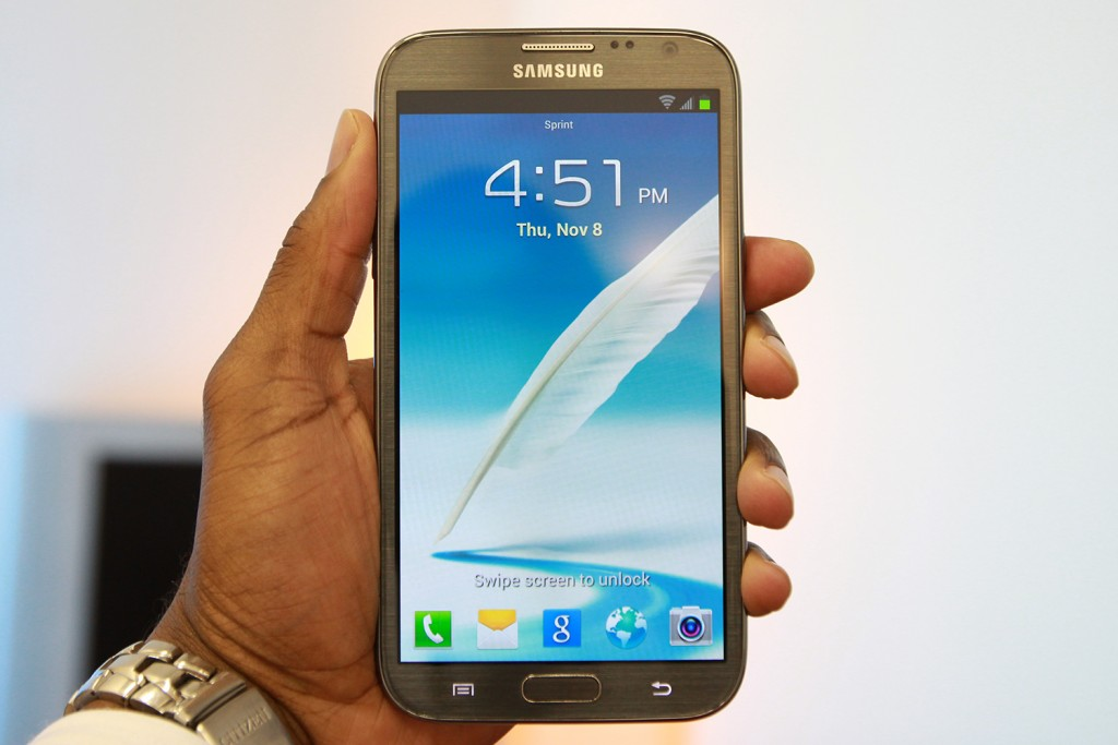 Samsung Galaxy Note 5 The Perfectionist