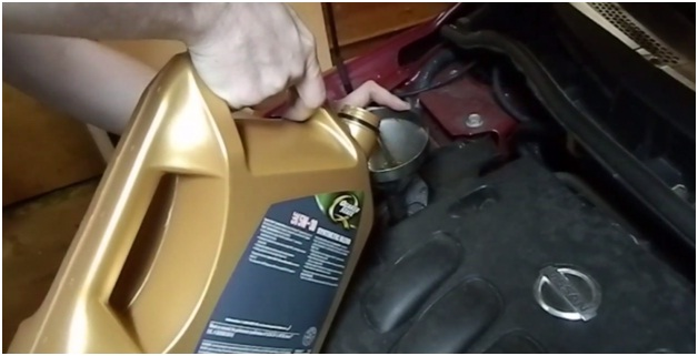 Easy Tips To Change Oil In Your Auto