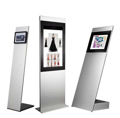 How To Successfully Deploy A Kiosk In A Crowded Area