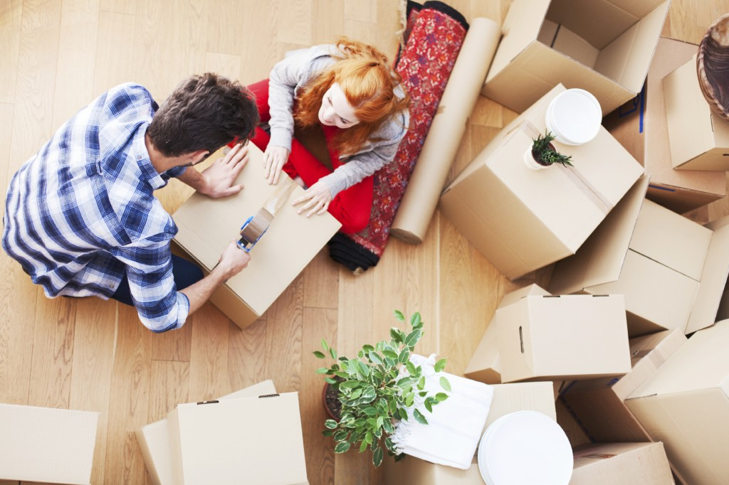 Don't Forget These Items On Moving Day
