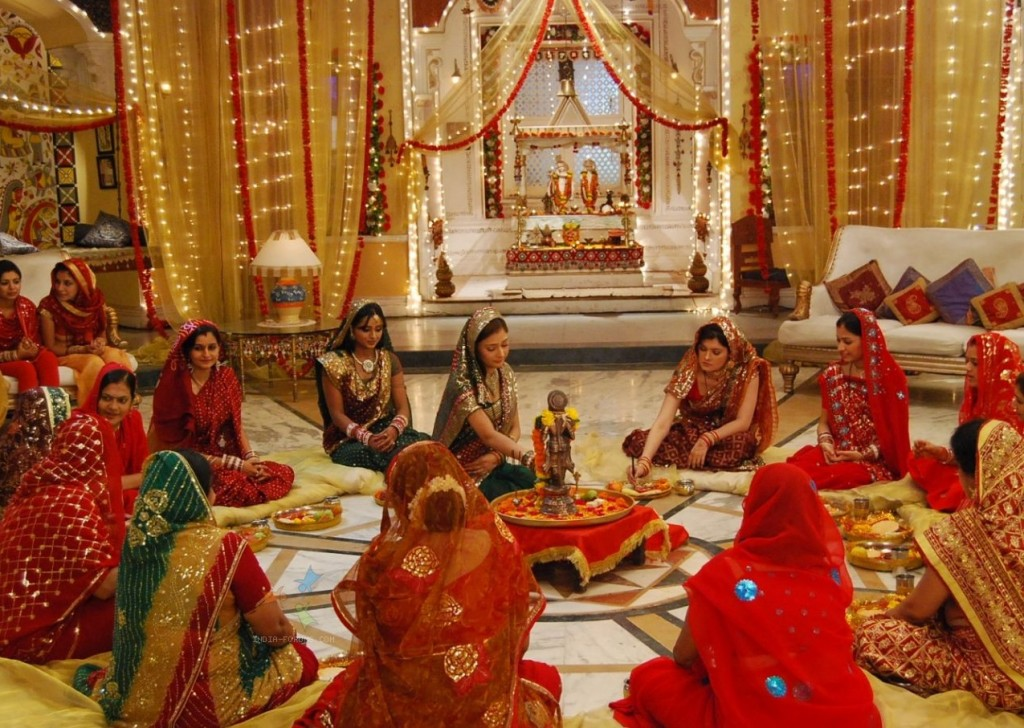 Karwa Chauth- Life Meant To Live With You
