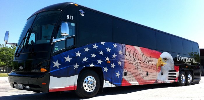 Security Is High Priority In Selecting A Tour Bus Company