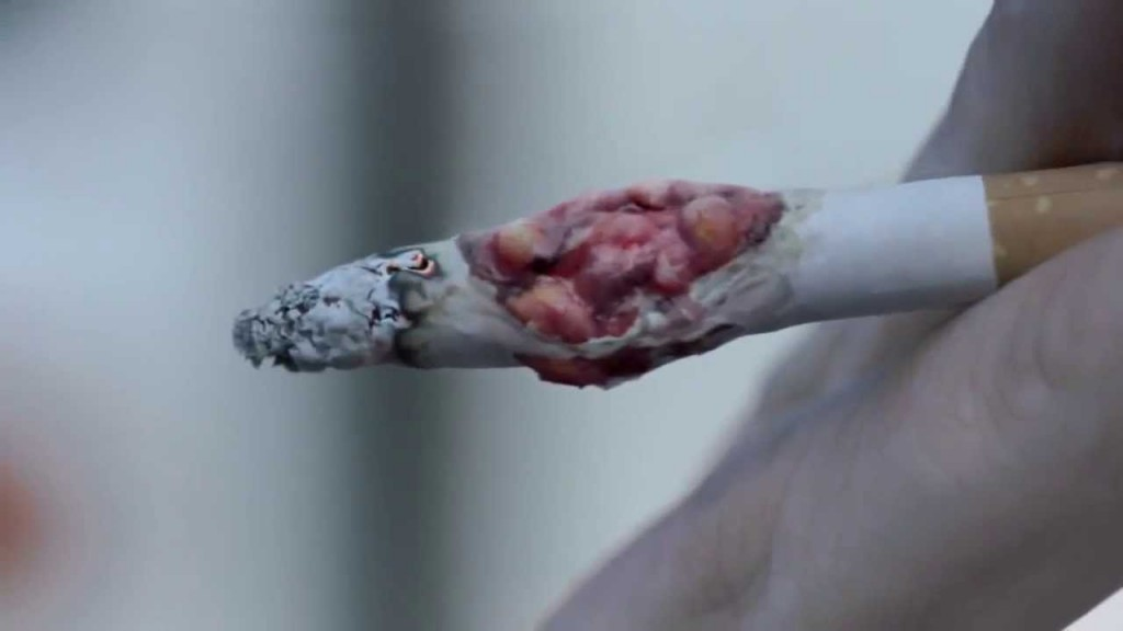 Smoke and Cancer Of The Lung