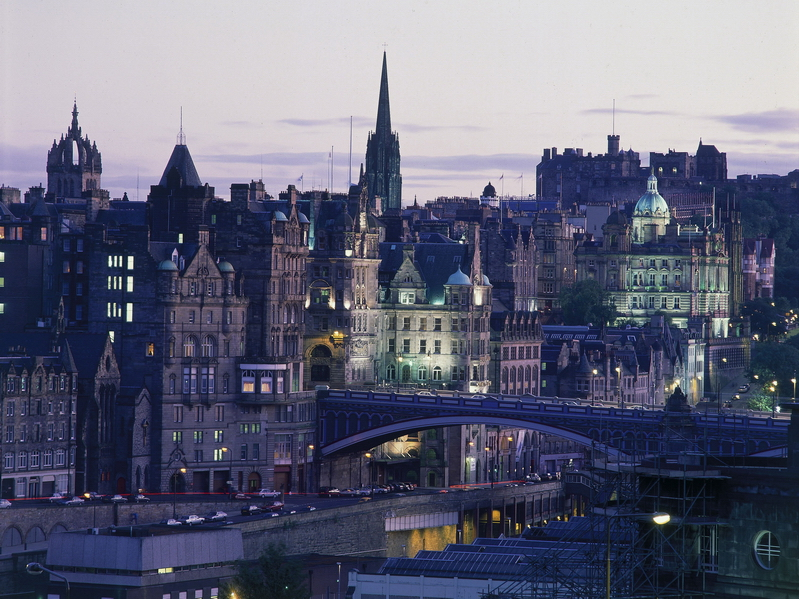 Why Edinburgh Is Quickly Becoming One Of The Most Sought After Areas To Live