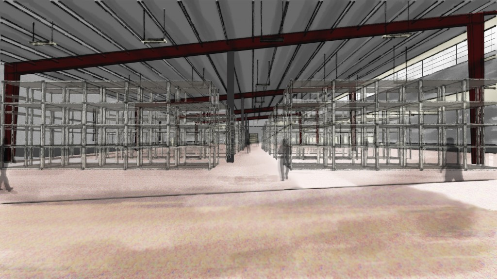 Successful Keys To Planning Warehouse Facility