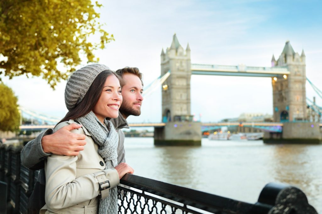 Why London Is Perfect For Visiting With Your Partner