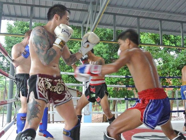 Why Would Someone Join A Muay Thai Camp For Holiday?