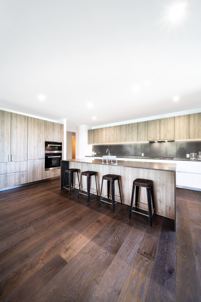 Give Your Kitchen A Hardwood Classic Facelift