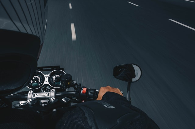 4 Tips For Improving Your Motorcycle Visibility On Busy Roads