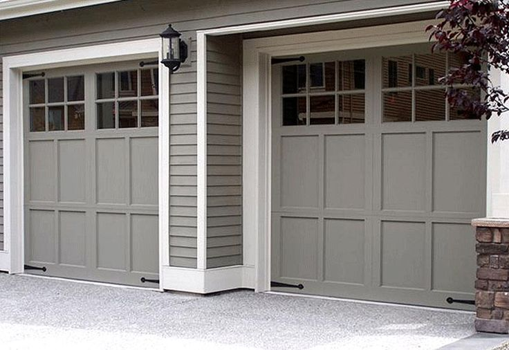 Garage Door Styles to Consider For Your New Home